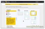 Видеоурок обучение # 2. Выбор и настройка шаблона будущего сайта, конструктор Яндекс Народа.